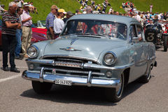 oldtimer Plymouth Obraz Royalty Free