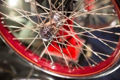 Oldtimer-Rad Stockbilder