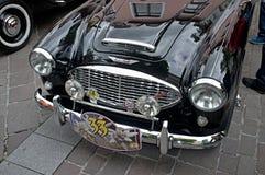 Oldtimer Rally 2014 - Austi Healey Royalty Free Stock Photo