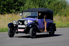 Oldtimer Rally -Fiat 503, 1926 Royalty Free Stock Images