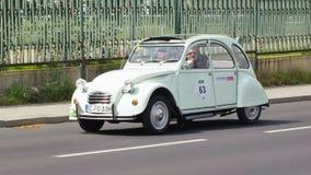 Oldtimer, Sachsen-Klassiker 2014 Lizenzfreie Stockfotos