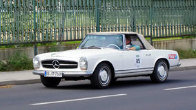 Oldtimer, Sachsen-Klassiker 2014 Stockfoto