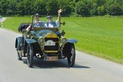 Oldtimer samochód Obrazy Royalty Free