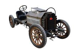 Oldtimer samochód wyścigowy Obrazy Stock
