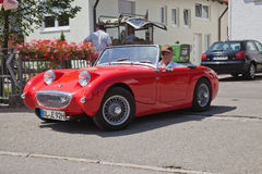 Oldtimer Show Stock Photo