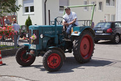 Oldtimer Show Royalty Free Stock Photo