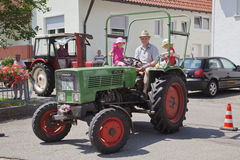 Oldtimer Show Stock Photos