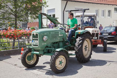 Oldtimer Show Royalty Free Stock Photos