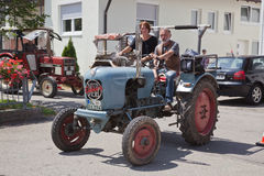 Oldtimer Show Stock Photography
