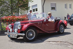 Oldtimer Show Royalty Free Stock Images
