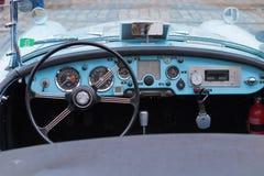 Oldtimerauto 1959 MG A 1600 Lizenzfreies Stockbild