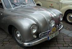 Oldtimeren samlar 2014 - Tatra 87, 1940 Royaltyfria Foton
