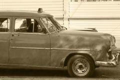 Oldtimers in Kuba Stockfotografie