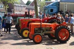 Oldtimersday в Lepelstraat Стоковая Фотография