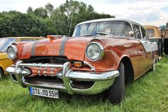 Oldtimershow in Bavaria. Oldtimershow in Bad Aibling Bavaria Royalty Free Stock Photo