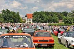 Oldtimershow w Bavaria Zdjęcie Stock