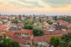 Oldtown Antalya, Τουρκία Στοκ φωτογραφία με δικαίωμα ελεύθερης χρήσης