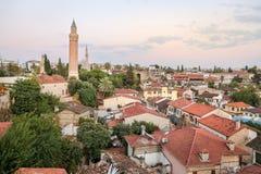 Oldtown Antalya, Τουρκία Στοκ Εικόνα