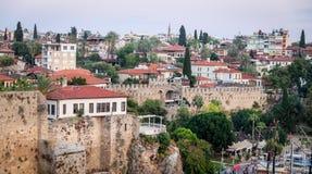 Oldtown Antalya, Τουρκία Στοκ Εικόνες