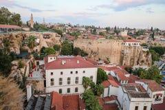 Oldtown Antalya, Τουρκία Στοκ εικόνα με δικαίωμα ελεύθερης χρήσης