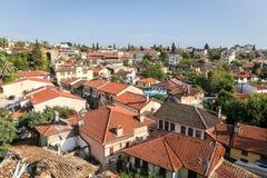 Oldtown Antalya, Τουρκία Στοκ φωτογραφίες με δικαίωμα ελεύθερης χρήσης