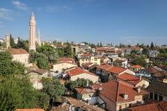 Oldtown Antalya, Τουρκία Στοκ Φωτογραφίες