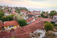Oldtown Antalya, Τουρκία Στοκ Φωτογραφία
