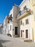 The Oldtown of Bari. Apulia. Royalty Free Stock Image