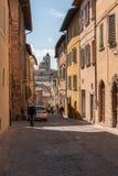 Oldtown de Urbino Imágenes de archivo libres de regalías