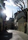 Oldtown de Zurich - Suisse photo libre de droits