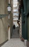 Oldtown de Zurich - Suisse image libre de droits