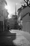 Oldtown di Zurigo - Svizzera fotografie stock