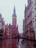 OldTownGdanskPoland imágenes de archivo libres de regalías