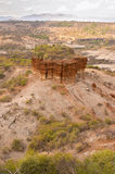 Olduvai Gorge Stock Photo