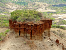 Olduvai gorge Stock Photos