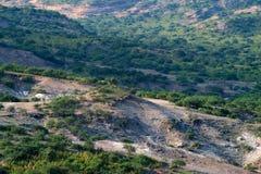 Olduvai Gorge Royalty Free Stock Images