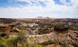 Olduvai in Tansania Lizenzfreie Stockfotos