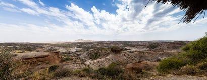 Olduvai in Tansania Lizenzfreie Stockbilder