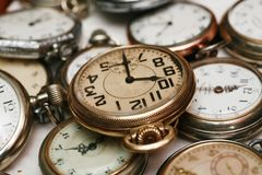 OldWatch Royalty Free Stock Photo