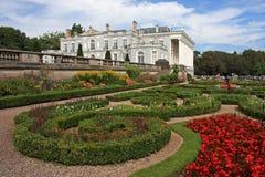 Oldway mansion, Paignton stock photo