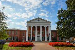 Ole Miss building Royalty Free Stock Images