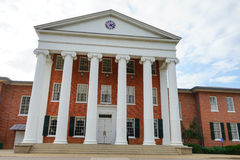 Ole Miss building Royalty Free Stock Image