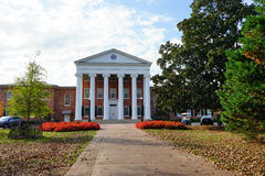 Ole Miss building Royalty Free Stock Photography