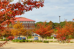 Ole Miss fall Stock Images