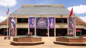 Ole Opry House grande em Nashville, Tennessee Fotos de Stock
