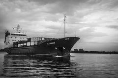 Oleander Cargo Ship Stock Photography