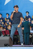 Oleg Gazmanov Royalty Free Stock Photography