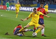 Oleg Gusev de Ucrânia Fotografia de Stock