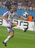 Oleg Gusev des Dynamos Kyiv Lizenzfreies Stockbild