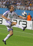 Oleg Gusev of Dynamo Kyiv Royalty Free Stock Image